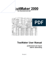 Traxmaker User Manual