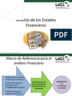 Analisis de Los Estados Financieros