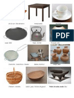 Cosas de La Cocina en Poqomchi