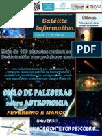 Satélite informativo - jornal 5ª edição