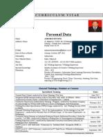 CV of Asmoro S. for welding supv..doc