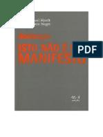 Declara Isto Nao e Um Manifesto Michel Hardt Antonio Negri