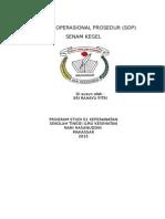 STANDAR OPERASIONAL PROSEDUR (SOP) SENAM KEGEL