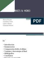 B8ZS & HDB3