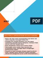 Penyuluhan Aids