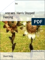Elizabeth Towles and Mrs Harris Stopped Dancing