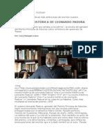 Sara Malagón Llano - La Novela Histórica de Leonardo Padura