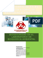 Bioseguridad. Lab N.1