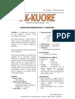 ficha tecnica insecticida agricola Dk Kuore