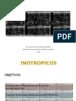 Farmacologia - Inotrópicos