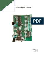 Micro Board Rev 5