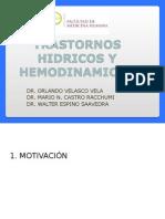 Lab. Patologia - Transtornos Hidricos, Hemodinámicos e Inmunológicos