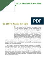 PROVINCIA EUDISTA en colombia.doc