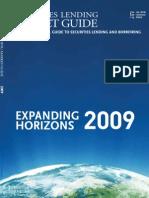Securities Lending Market Guide 2009