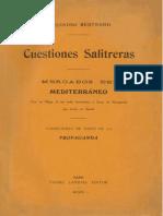 Cuestiones Salitreras - Chile