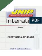 Slide Estatística Unidade I