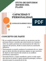 4 La Capacidad y La Personalidad D.T 1.1.1