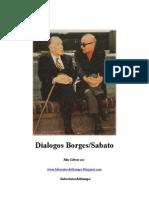Dialogo Borges y Sabato