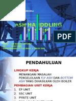 Ash Handling Unit 1 & 2