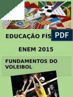 Enem - Educação Fisica