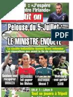 Edition du 14-03-2010