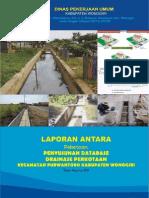 Database Drainase Kec. Purwantoro