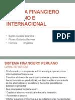 Sistema Financiero Peruano e Internacional