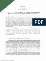 Salmanticensis. 1999, Volumen 46, n.º 1. Recensiones Sistematica