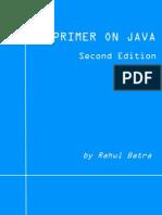A Primer on Java