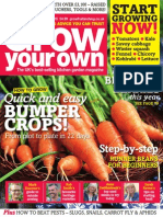 Grow Your Own – May 2015