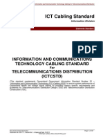 Queensland Health Infomration and communications and technology  Cabling Standard V1.4