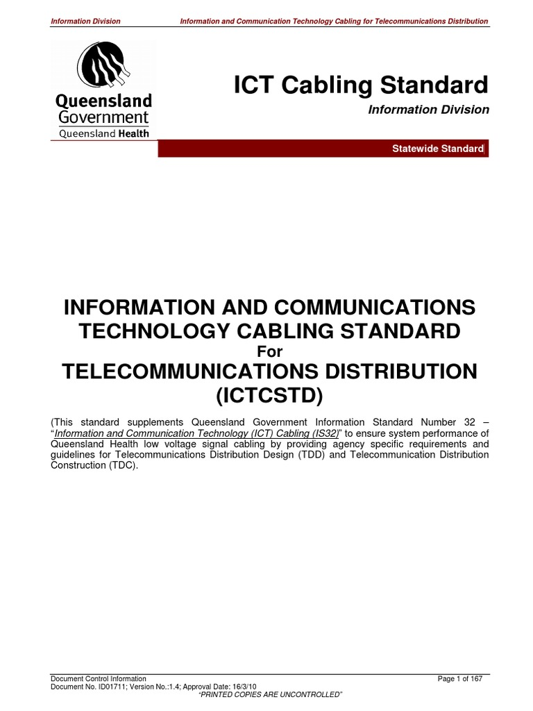Queensland Health Infomration and communications and ...