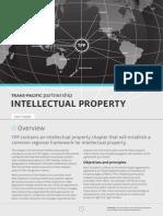 TPP Factsheet Intellectual-Property