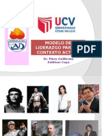 Liderazgo Dr. Zaldivar UCV