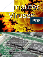 what is computer Virus