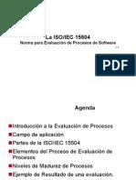 La Isoiec 15504