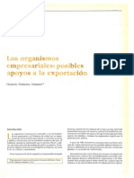 1. organismos empresariales