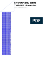 Arsip Sitemap XML Situs Alamat Group - Biometrics