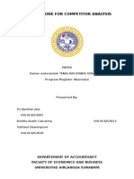 Resume CS 3 - A Framework Fo Competitor Analysis - Copy