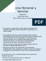 Historia Personal y Familiar