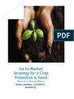 GTM Strategy for Seed Manufacturer