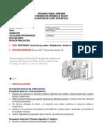CLASE MATEMATÍCAS 5°  FRACCIONES