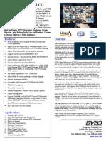 Atlas Media Server II TELCO Datasheet
