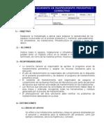 PROCED MANTENIMIENTO CORRECTIVO Y PREVENTIVO.doc