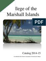 CMI - Catalog  2014-2015