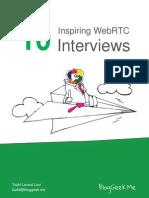 BlogGeekMe WebRTC Interviews Vol 1 201504