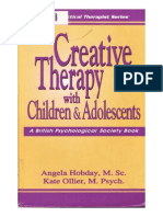 Creative Therapy With Childrens and Adolescents