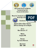 Manual Instalacion CentOS 6.2