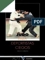 Judo Deportistas Ciegos