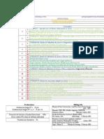 Planificación Estructuras de Acero